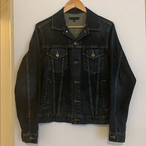 Uniqlo denim jacket (worn once) perfect condition